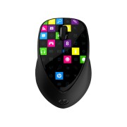 Mouse HP; model: H4R81AA; NEGRU; USB; BLUETOOTH