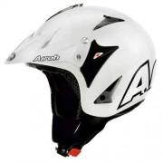 Airoh Evergreen Helm Weiß