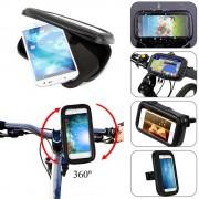 Suport Telefon Universal Marime XL pt Bicicleta – Motocicleta Impermeabil