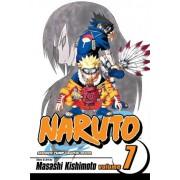 Naruto, Vol. 7 by Masashi Kishimoto