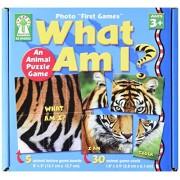 "Key Education Publishing Photo ""First Games"": What Am I"
