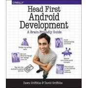 Head First Android Development by Dawn Griffiths