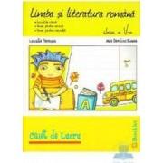 Romana clasa 5 caiet de lucru - Luminita Paraipan Anca Davidoiu-Roman