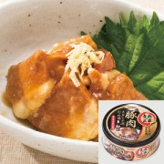 《ハロートーク》 〈HOKO〉青森の正直 豚肉スタミナ源 たれ味 12缶