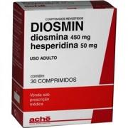 Diosmin 450mg 50mg c/ 30 Comprimidos