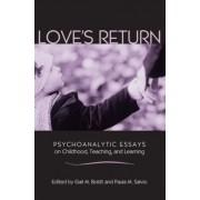 Love's Return by Gail M. Boldt