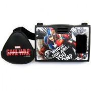 Official Marvel Civil War (Captain America/Iron Man) Battle Of Legends Virtual Reality Viewer (VR Headset)