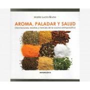 Libro Aroma, paladar y salud