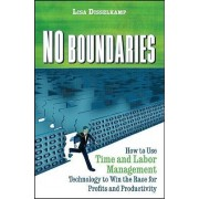 No Boundaries by Lisa Disselkamp