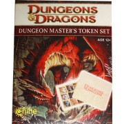 Dungeons and Dragons 4E Dungeon Masters Token Set