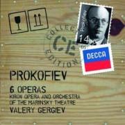 S Prokofiev - 6 Operas= Box= (0028947823155) (14 CD)