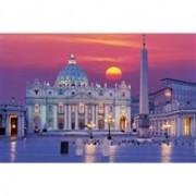 Puzzle Catedrala Sfantul Petru - Roma, 3000 Piese