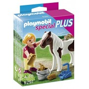 Playmobil Especiales Plus - Niña con poni (5291)