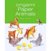 Origami Paper Animals by Didier Boursin