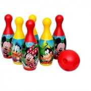 Disney Mickey And Friends Bowling Set