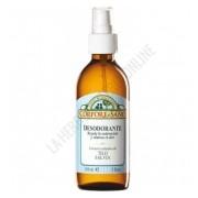 Desodorante natural Tilo y Salvia Corpore Sano spray 150 ml.