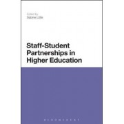 Staff-Student Partnerships in Higher Education by Sabine Little