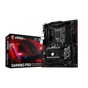 MSI Z170A Gaming Pro Carbon, Socket 1151 Scheda Madre, Nero