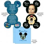 Invitatie Mickey Mouse