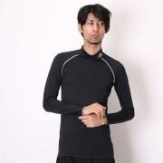【SALE 51%OFF】【アウトレット】アディダス adidas サッカーインナーシャツ X Rengilight ハイネックベースレイヤー AP5272 ブラック 8318 (ブラック)