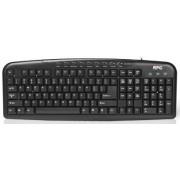 Tastatura RPC Multimedia PHKB-U669US-AC01A (Negru)
