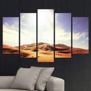 Декоративен панел за стена с пустинен пейзаж Vivid Home