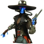 Action Figure 6-99788-70307-6 Star Wars Cad Bane Bust Bank by Diamond Select Toys