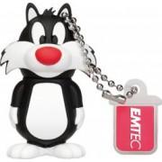 USB Flash Drive Emtec Looney Tunes Sylvester USB 2.0 8GB Mix