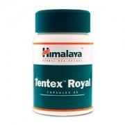 Himalaya Herbal Tentex Royal 60 caps.