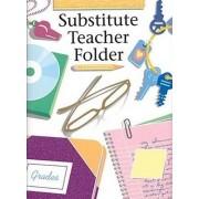 Substitute Teacher Folder by Stanley Collins