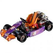 Lego Technic 42048 Gokart - Gwarancja terminu lub 50 zł! BEZPŁATNY ODBIÓR: WROCŁAW!