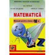 Manual matematica Clasa 6 - Ion Petrica Victor Balseanu Iaroslav Chebici