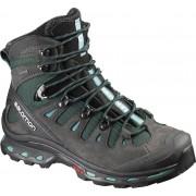 Salomon Quest 4D 2 GTX Scarpe Donne grigio/verde oliva 42 Scarpe da trekking