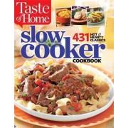 Taste of Home Slow Cooker Cookbook by Taste of Home