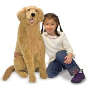 Melissa & Doug Golden Retriever Plush