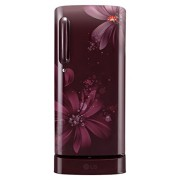 LG 215 L 5 Star Direct-Cool Single Door Refrigerator (GL-D221ASAN.DSAZEBN, Scarlet Aster)