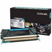 Toner Lexmark Return C746A1CG Original C746DN