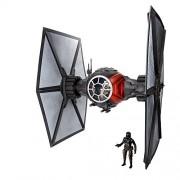 Hasbro B3954EU6 - Star Wars E7, The Black Serie, Tie-Fighter delle Forze Speciali del Primo Ordine