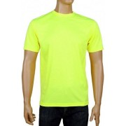Coole-Fun-T-Shirts Coole Fun T Shirts Camiseta de running, tamaño XL, color neongelb