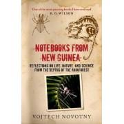 Notebooks from New Guinea by Vojtech Novotny