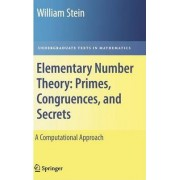 Elementary Number Theory by William Stein