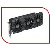 Видеокарта ASUS GeForce GTX 1060 1506Mhz PCI-E 3.0 6144Mb 8008Mhz 192-bit DVI 2xHDMI HDCP STRIX-GTX1060-6G-GAMING