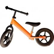 Bicicleta fara pedale portocaliu pentru copii