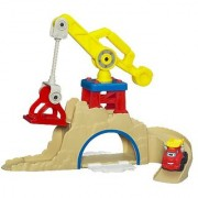 Playskool Chuck Fold-n-Go Construction Quarry Playset