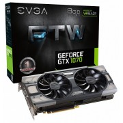 Evga GeForce GTX 1070 8GB FTW Gaming ACX 3.0 /08G-P4-6276-KR/