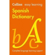Easy Learning Spanish Dictionary by Collins Dictionaries