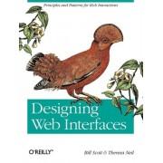 Designing Web Interfaces by Bill Scott
