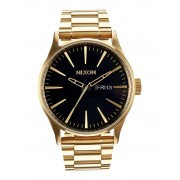 メンズ NIXON 腕時計 ゴールド