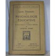 Leçons Élémentaires De Psychologie Éducative À L'usage Des Classes Supérieures Des Maisons D'éducation