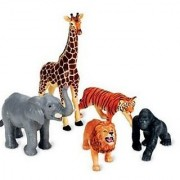 Game / Play Learning Resources Jumbo Jungle Animals animals learning resources toys animal toys Toy / Child / Kid